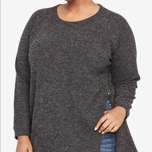 Rachel Roy Plus Size Sweater NWT